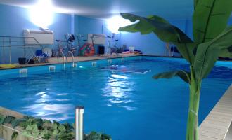 Complexe aquatique, sports et activités aquatiques à Guéreins, Beaujolais, Ain